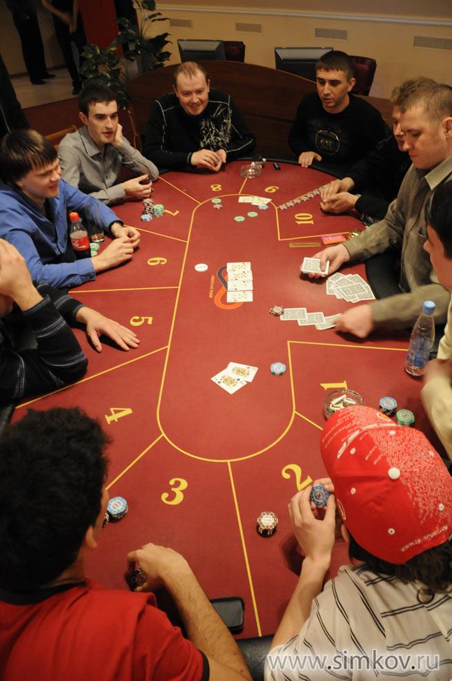 чемпионат россии по покеру октябрь 2008 год в казино корона